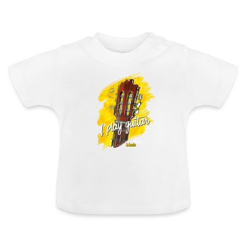 I play guitar - limited edition '19 - Baby T-Shirt