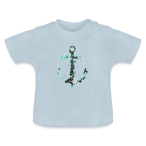 Cyber Anker Tshirt ✅ Elektro Anker Tshirt - Baby T-Shirt