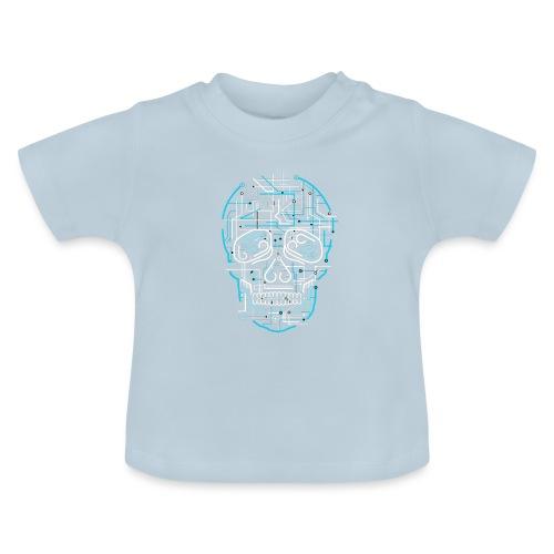 electric skull tshirt ✅ - Baby T-Shirt
