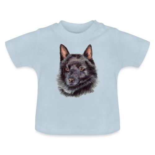 schipperke - akv - Baby T-shirt