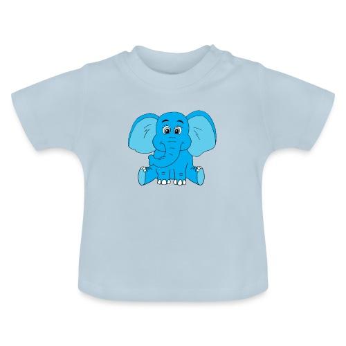 Baby Elefant - Baby T-Shirt