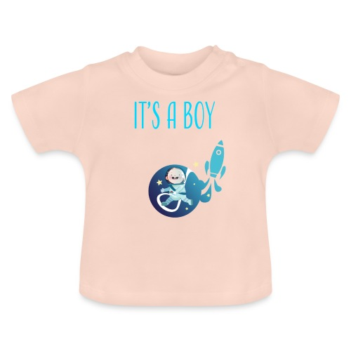 It's a Boy! Witzige süße Umstandsmode T-Shirt - Baby T-Shirt