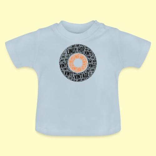 Lindy Hop Dance vintage Tanz T-shirt - Baby T-Shirt