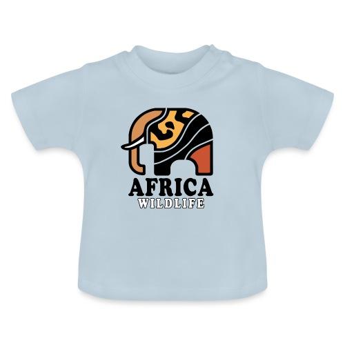 Elefant I AFRICA Wildlife - Baby T-Shirt