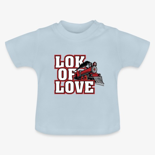LOK OF LOVE 3 - Baby T-Shirt
