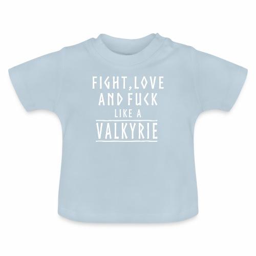 Like a valkyrie - Camiseta bebé