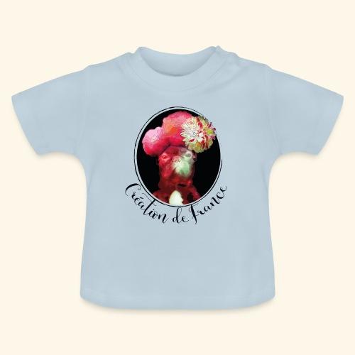 Création de France - T-shirt Bébé