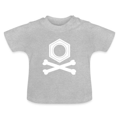 yellowibis benzenepirate vec - Baby T-Shirt