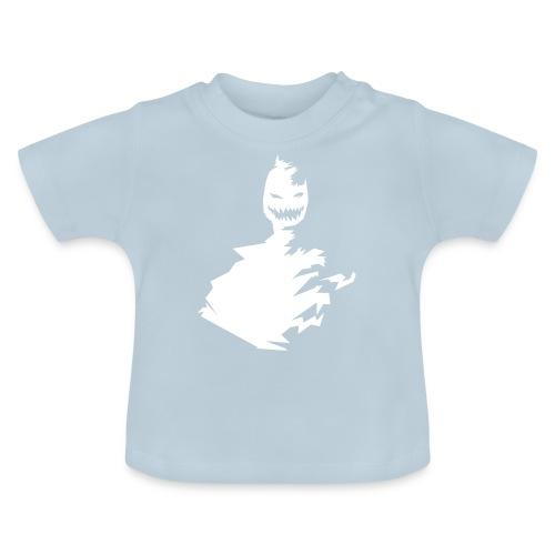 t-shirt monster (white/weiß) - Baby T-Shirt