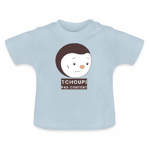 Tchoupi pas content ! - T-shirt Bébé