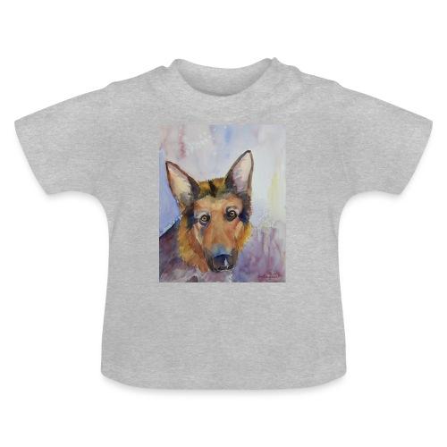 german shepherd wc - Baby T-shirt