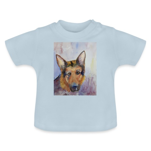 german shepherd wc - Baby T-shirt