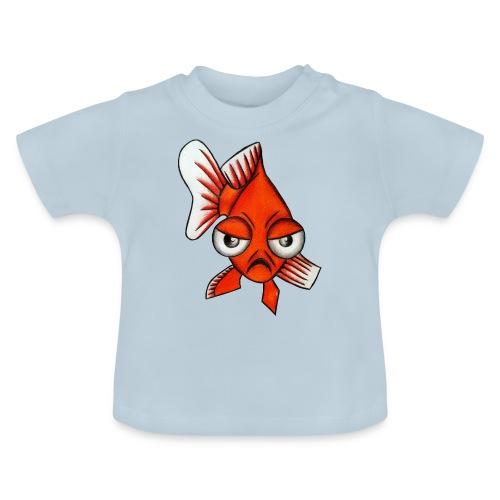 Angry Fish - T-shirt Bébé