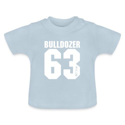 Bulldozer 63 - Maglietta per neonato