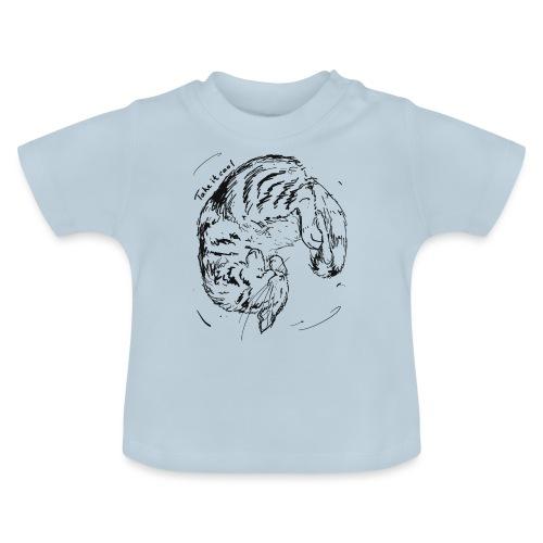Take it cool BLACK - Baby T-Shirt