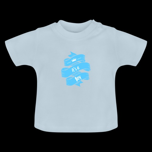 it's a Boy - Baby T-Shirt