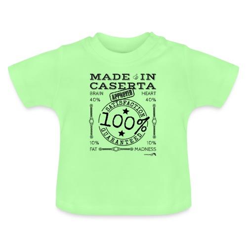 1.02 Made in Caserta - Maglietta per neonato