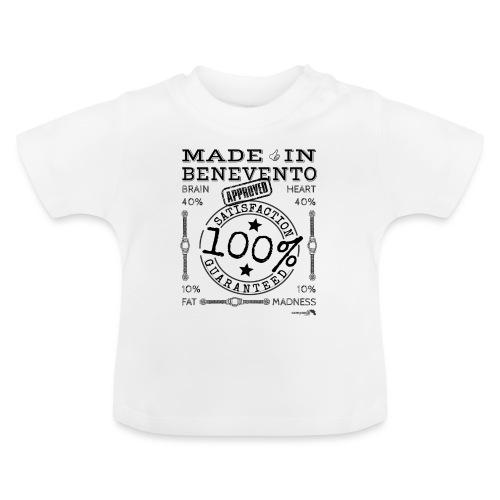 1,02 Prodotto a Benevento - Maglietta per neonato