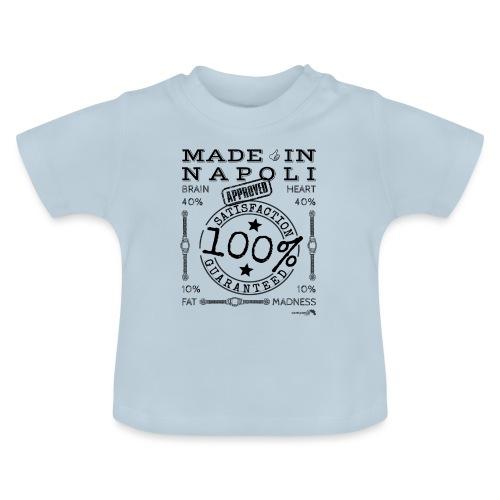 1,02 Made In Napoli - Maglietta per neonato