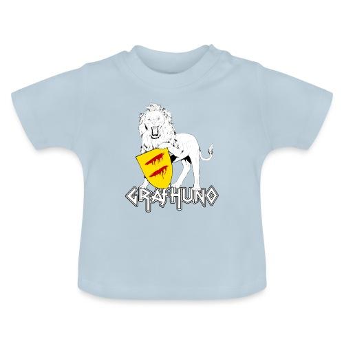 Ostfriesland Häuptlinge Graf Huno von Rastede - Baby T-Shirt