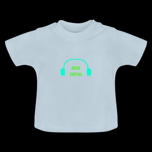 ARLEK CYPETAV - T-shirt Bébé