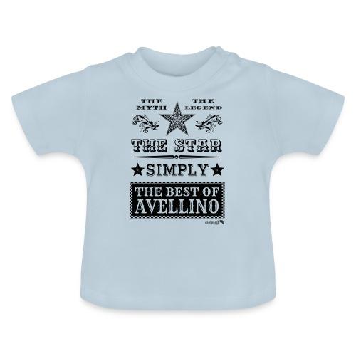 1,03 The Star Legend Avellino - Maglietta per neonato