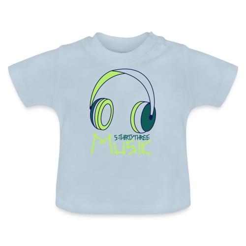 S33 Music - Baby T-Shirt