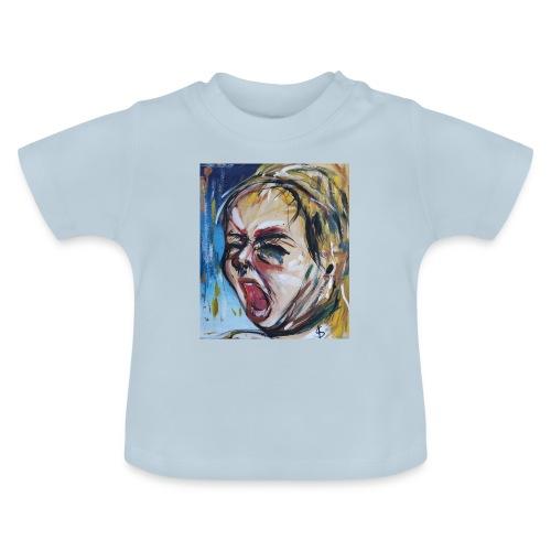 Bimbo che piange - Maglietta per neonato