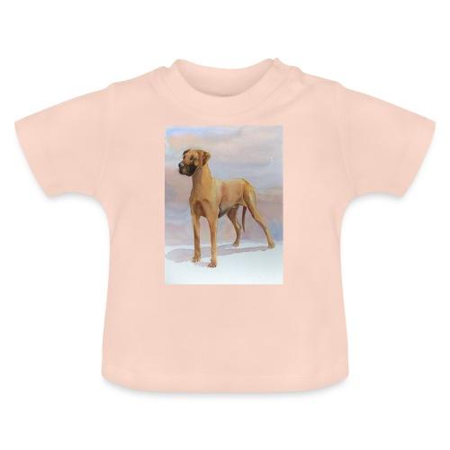 Great Dane Yellow - Baby T-shirt
