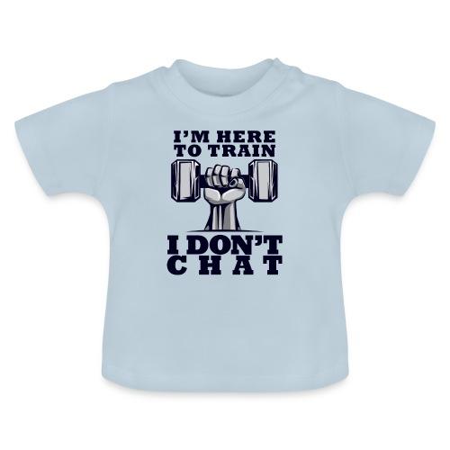 Train Chat - Vauvan t-paita
