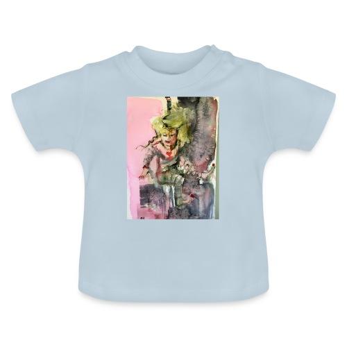 IMG 0764 Happy - Baby-T-shirt