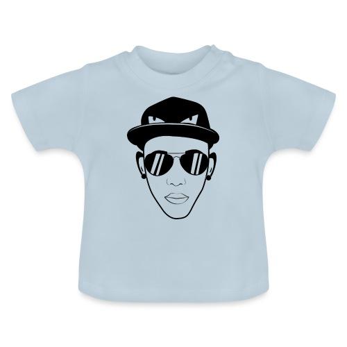 adhex cara - Camiseta bebé