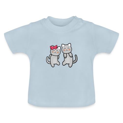 Kotki - Koszulka niemowlęca
