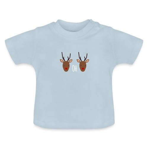Deer, oh Deer - Baby T-shirt