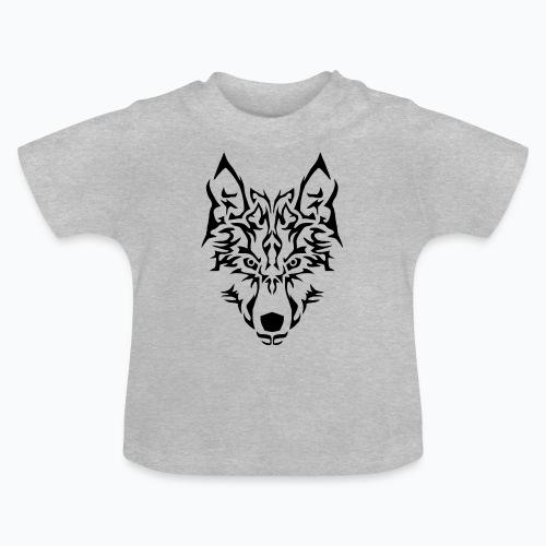 Tribal Wolf - T-shirt Bébé