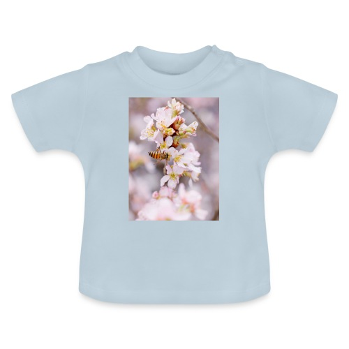 Schöne Biene 1 - Baby T-Shirt