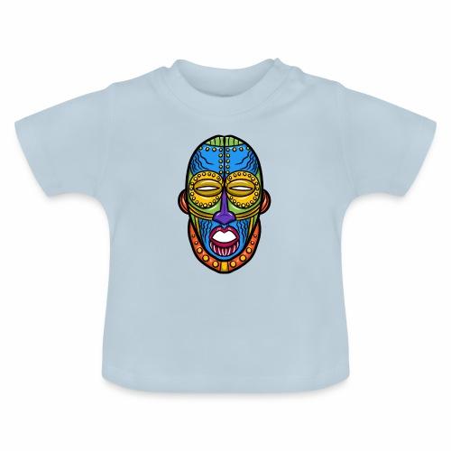 Máscara - Camiseta bebé