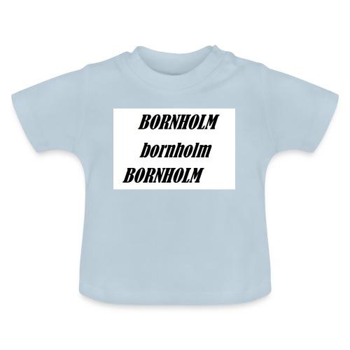 Bornholm Bornholm Bornholm - Baby T-shirt