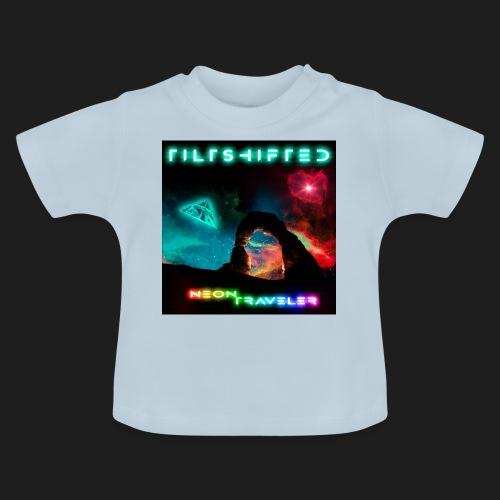 TiltShifted - Neon Traveler - Vauvan t-paita