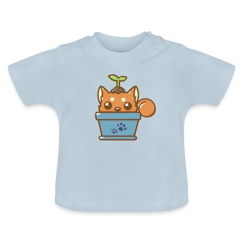 shiba inu - T-shirt Bébé