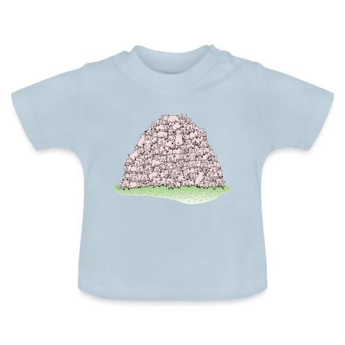 Der Sauhaufen - Baby T-Shirt