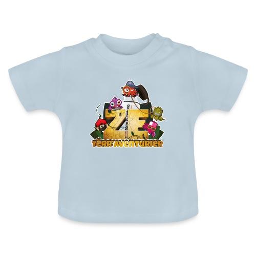zeTerraAventurier - T-shirt Bébé