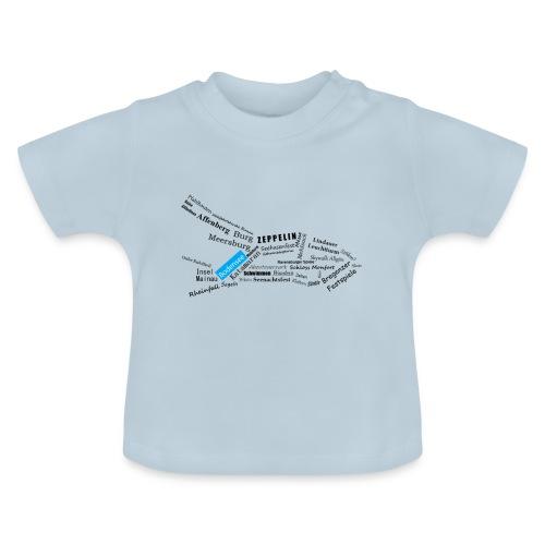 Neue Bodensee Kollektion von Danijel Köstlich - Baby T-Shirt