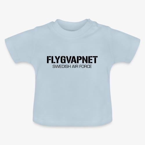 FLYGVAPNET - SWEDISH AIR FORCE - Baby-T-shirt