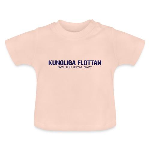 Kungliga Flottan - Swedish Royal Navy - Baby-T-shirt