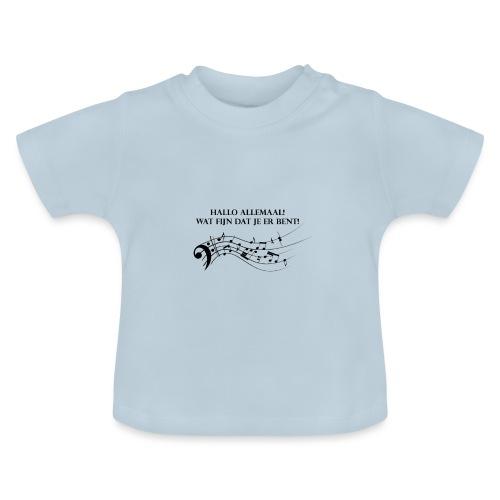 Hallo allemaal! - Baby T-shirt