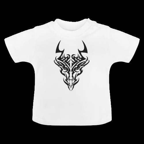 tribal dragon - T-shirt Bébé