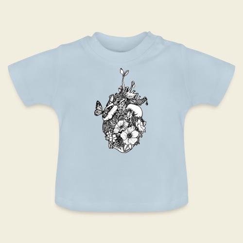 Ans Herz gewachsen - Baby T-Shirt