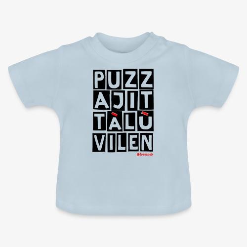 Puzza Jittà Lu Vilen - Maglietta per neonato