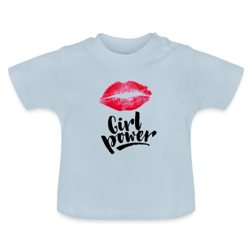 Girl Power - T-shirt Bébé
